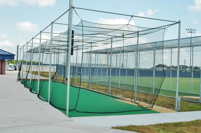Outdoor netting